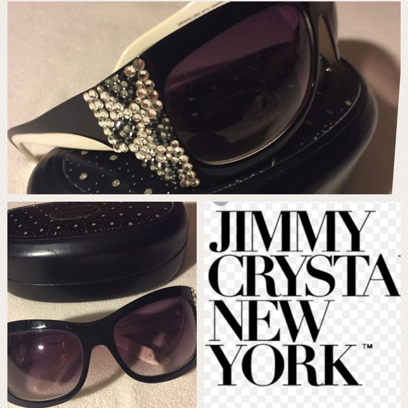 55cdd9e7778f jimmy crystal Accessories - Jimmy Crystal Swarovski Sunglasses
